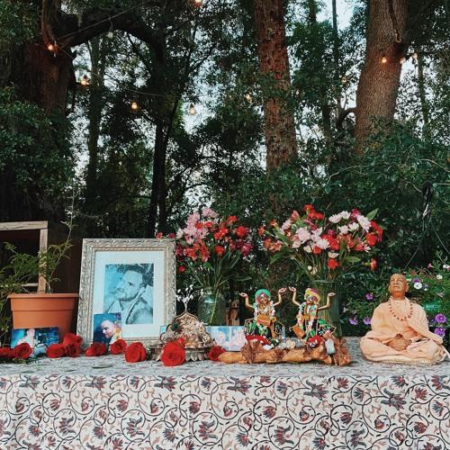Ciranjiva Shyam - Aindra Prabhu's Disappearance Day 2021