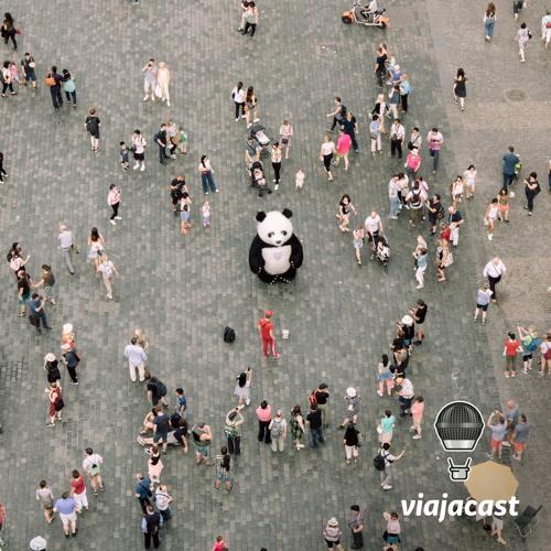 Pandas pelo mundo