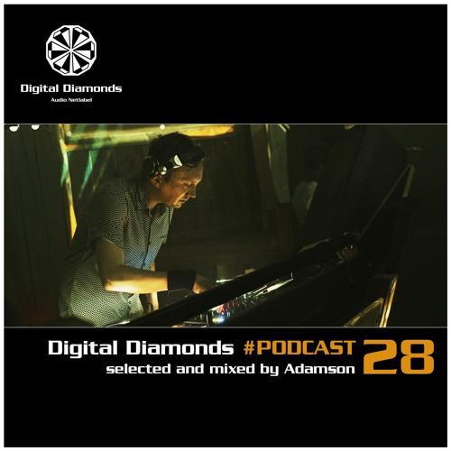 Digital Diamonds #PODCAST 28 by Adamson (Radion Amsterdam)