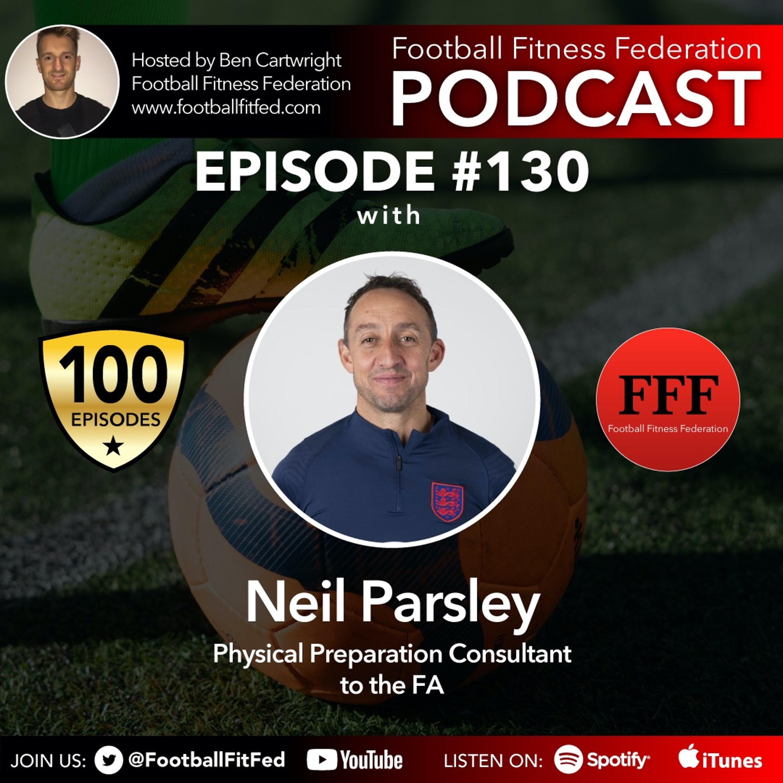 """#130 """"Respect The Culture"""" With Neil Parsley"""