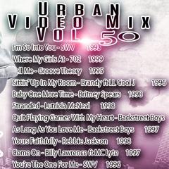Urban VideoMix Vol 50