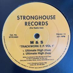 VISIONRADIOUK - DJ FAUCH - Recorded on Vision UK - 1st October 2021