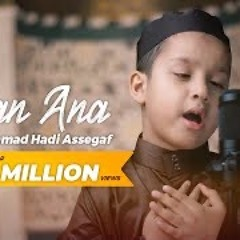 Muhammad Hadi Assegaf - MAN ANA (Shalawat) (Official Video)
