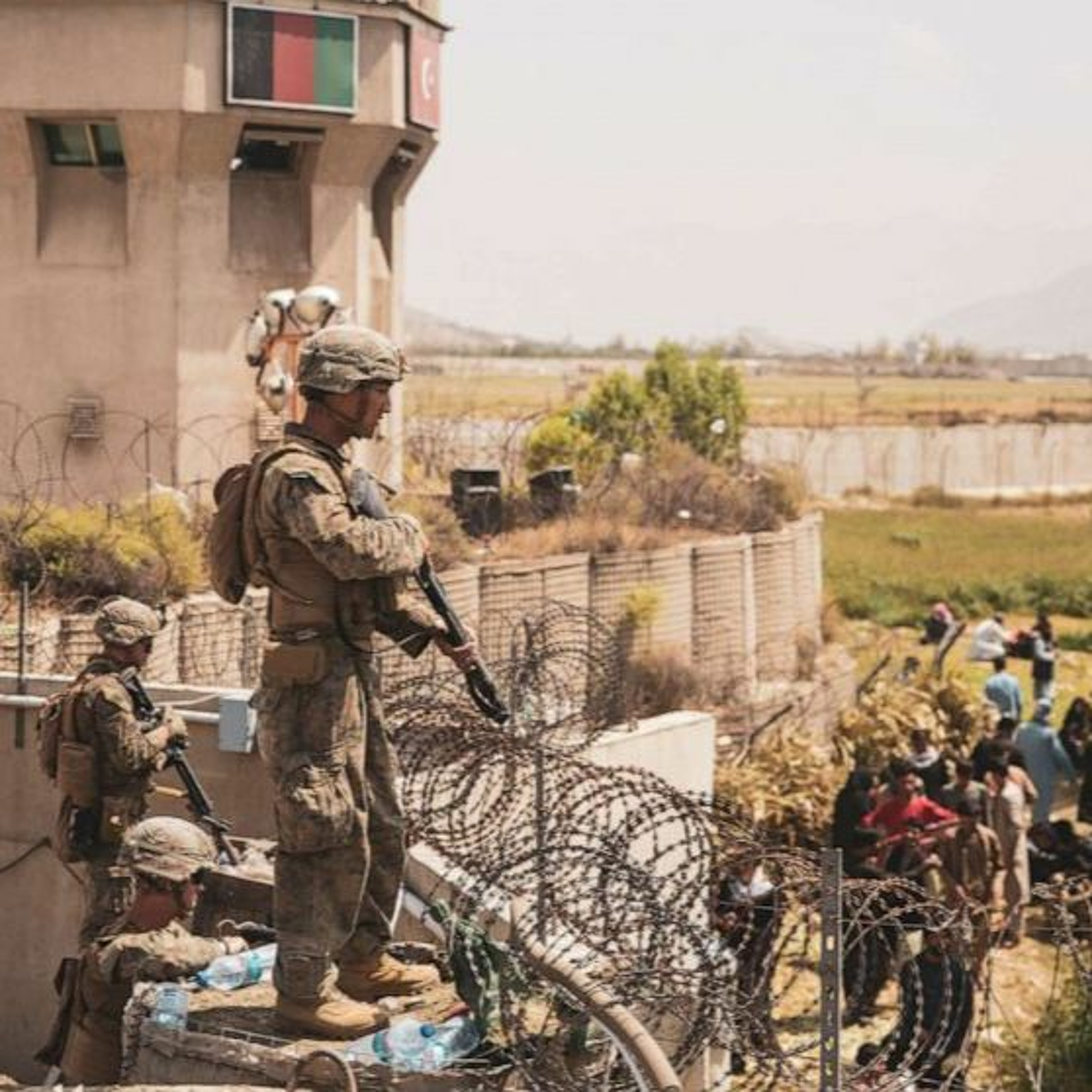 Teaser - Listener questions: Paul Rogers on the aftermath of the Taliban's victory