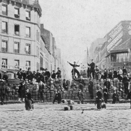 Dennis Bos over de Parijse Commune
