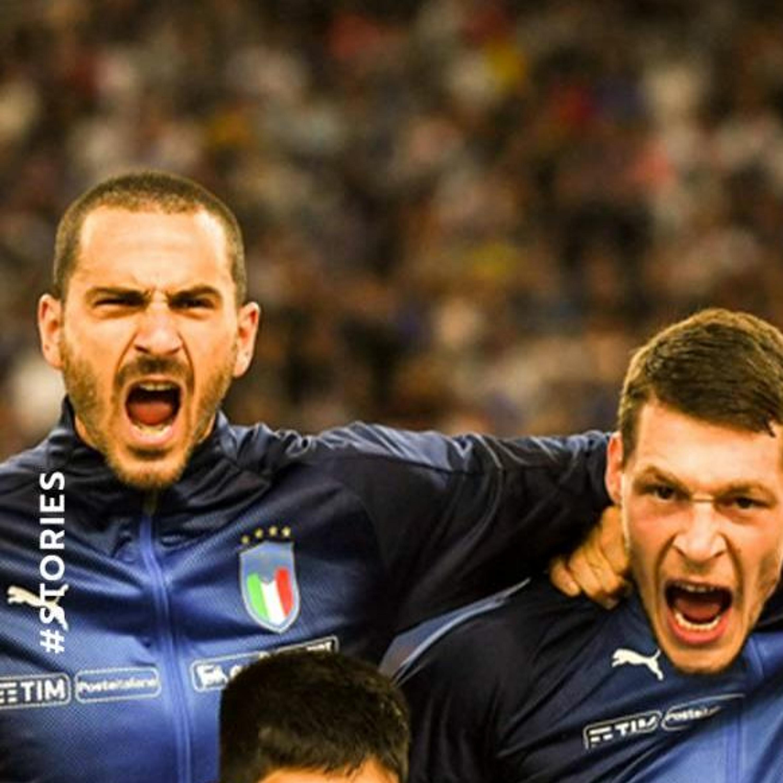 แหกปากไม่เปล่าประโยชน์ ทำไม อิตาลี ต้องร้องเพลงชาติให้ดังกว่าชาติอื่น ๆ Main Stand