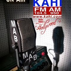 MABHollywood on KAHI AM and FM Auburn- 091721-Copshop- The Eyes of Tammy Faye- Es T A Jamie