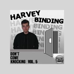 DON'T COME KNOCKING - HARVEY BINDING VOL.5