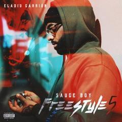 Eladio Carrion - Sauce Boy Freestyle 5