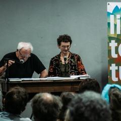 Retour au jardin - Christian Prigent, Vanda Benes - Littérature en jardin 2021
