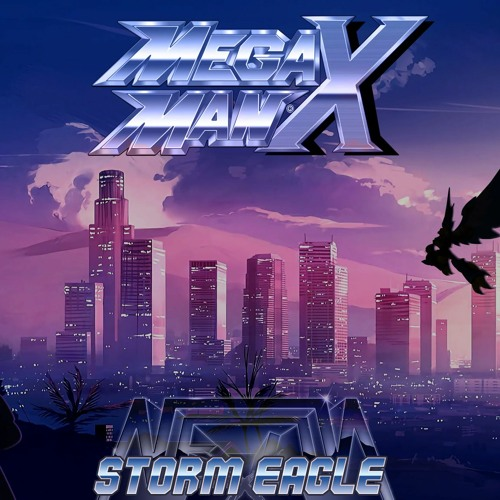 Mega Man X - Storm Eagle (Neon X remix)