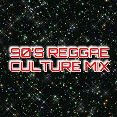 90'S REGGAE CULTURE MIX(REGGAE 2021 MIX: BUJU, GARNETT SILK, SIZZLA, JAH CURE, LUCIANO, AND MORE)