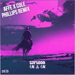 Cartoon - On & On (ft. Daniel Levi) - Affe x Cole Phillips Remix