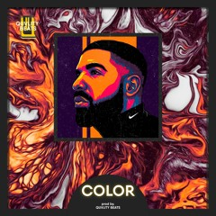 """Color"" (140bpm) - Drake   Melodic   Vibe   TYPE BEAT"