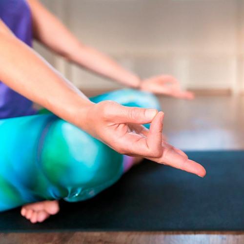 Yin Yoga Ruimte Voor De Ademhaling