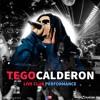 Punto y aparte (Tego Calderon Live Club Performance) Portada del disco