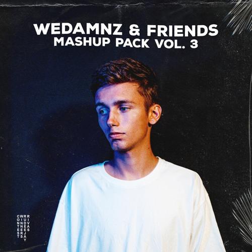 WeDamnz & Friends Mashup Pack Vol. 3