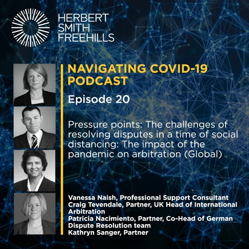 EP20 COVID-19: Pressure Points: The Challenges Of