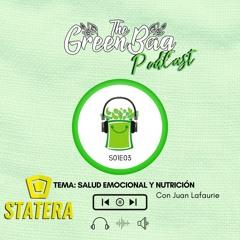 S01E03 TGB Podcast: Salud Emocional y Nutrición con Juan Lafaurie