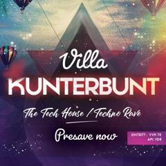 LUXIFA Live @ Villa Kunterbunt, Hagen 2021-07-10
