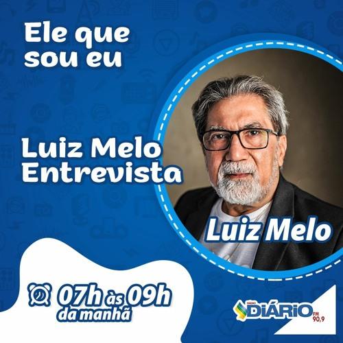 LUIZ MELO ENTREVISTA - 18 - 06 - 2021