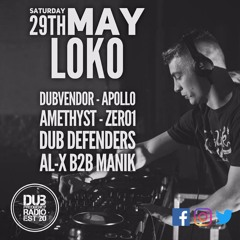 DubFrequency Guest Mix