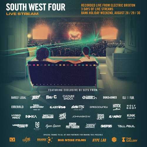 Culture Shock - SW4 Live 2020