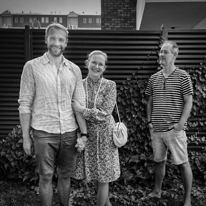 Letný podcast: Tomáš Marcinko & Vladimíra Marcinková