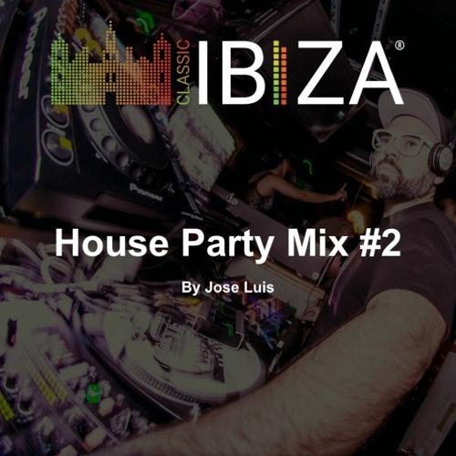 Classic Ibiza House Party Mix #2