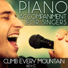 Climb Every Mountain (Piano Accompaniment of the Sound of Music - Key: C) [Karaoke Backing Track]