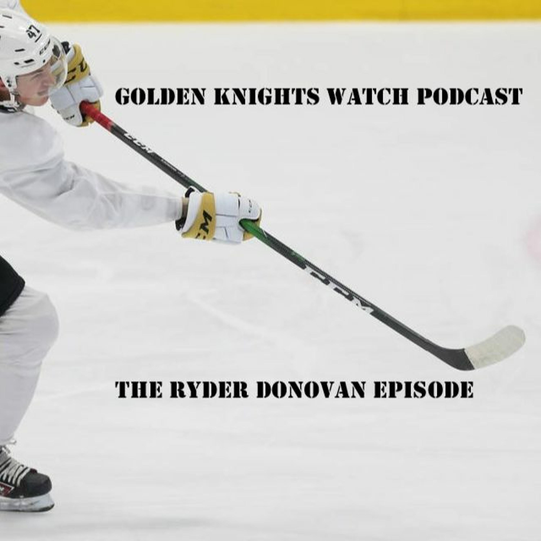 The Ryder Donovan Episode
