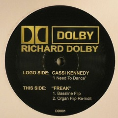 Richard Dolby & Cassi Kennedy - I Need to Dance