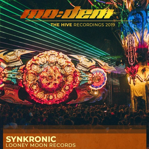 SYNKRONIC @ The Hive | Mo:Dem Festival 2019.