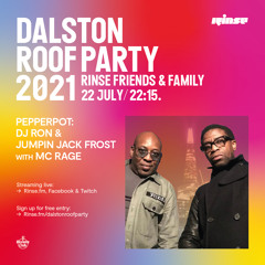 Dalston Roof Party 2021