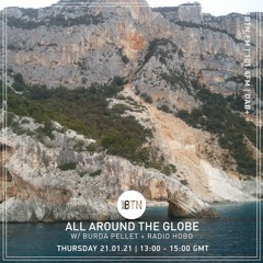 All Around The Globe with Burda Pellet Ft Radio Hobo - 21.01.2021