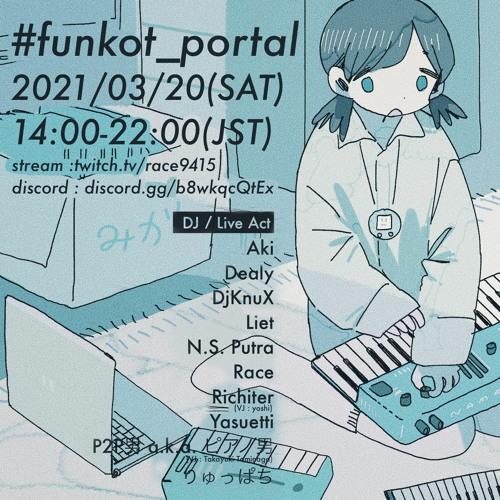#funkot_portal Set