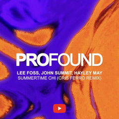 Lee Foss, John Summit, Hayley May - Summertime Chi (Cris Ferro Remix)