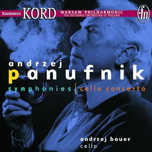 ACD072-Panufnik - Symphonies, Cello Concerto