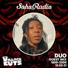 15/05/21 - Soho Radio w/ DUO