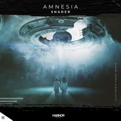 SNADER - Amnesia