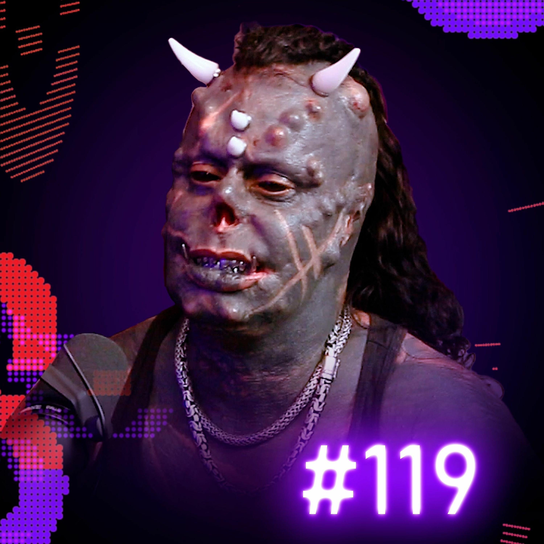 #119 - Diabão Praddo (Modificação Corporal)