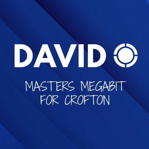 David O - Masters Megabit [For Crofton] 2021