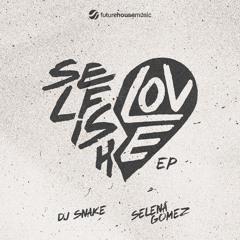 DJ Snake & Selena Gomez (Waterbeld Remix) [FHM Premiere]