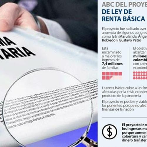 Radio Kavilando: Renta Básica Y Reforma Tributaria