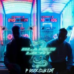 Raf Camora Feat. Bonez MC - Blaues Licht ( P - Rock Clubedit)
