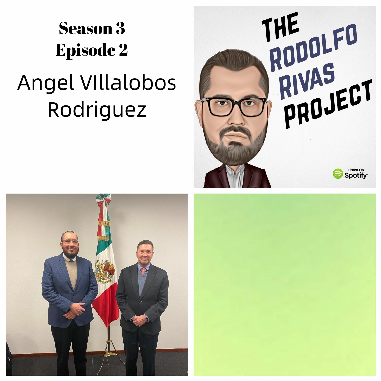 Ambassador Angel Villalobos Rodriguez