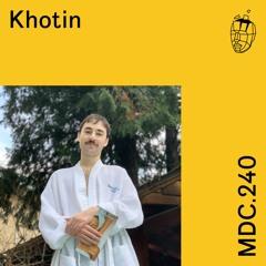 MDC.240 Khotin