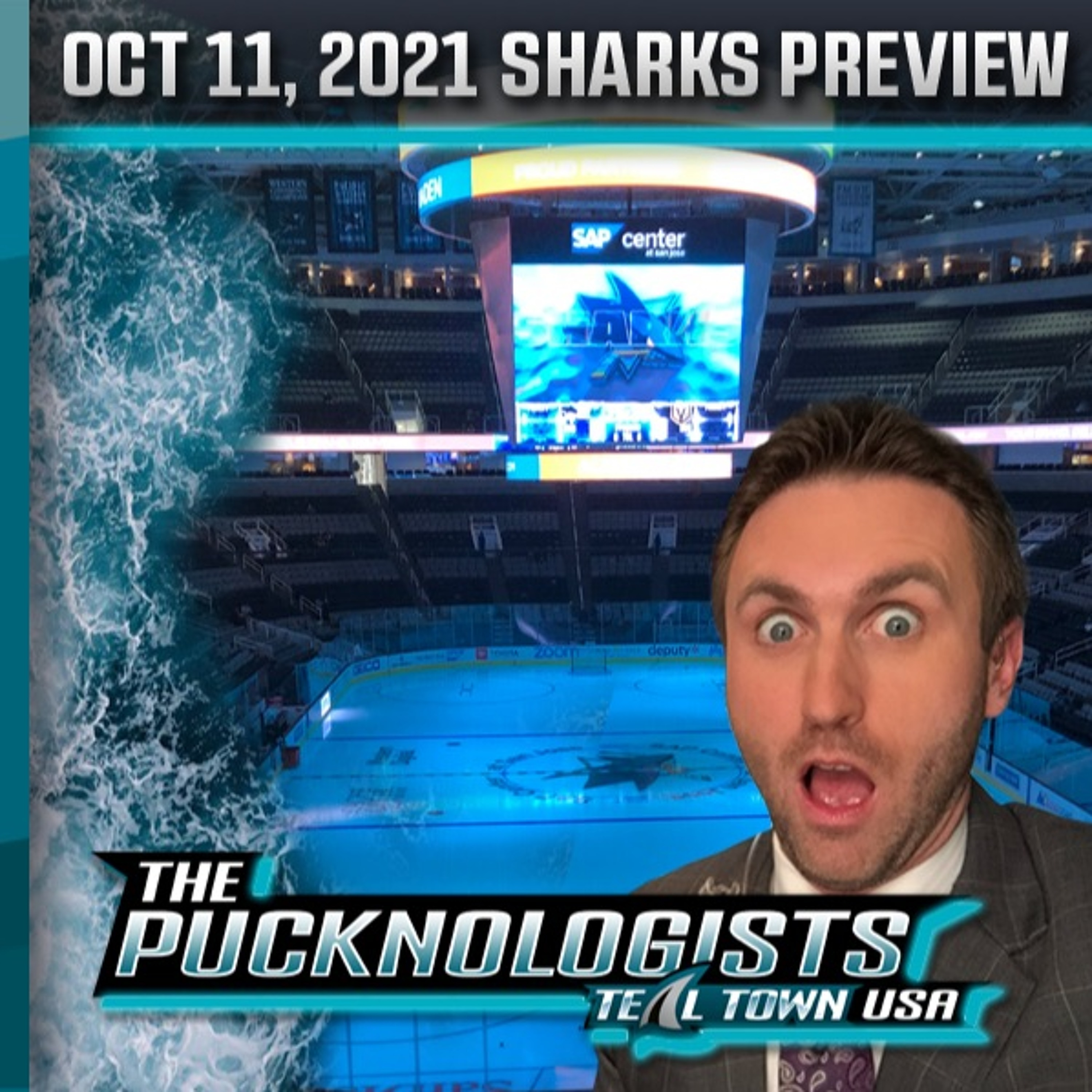 2021-2022 San Jose Sharks Preview With Brodie Brazil