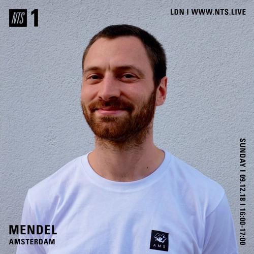 Mendel // Radio Shows