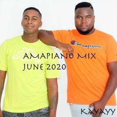 LATEST AMAPIANO JUNE 2020 BY KAYAYY | MFR SOULS | DJ MAPHORISA | MAS MUSIQ | EMINENT BOYZ